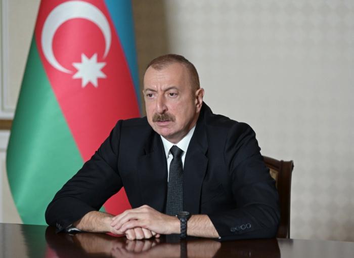 """""""Fəxr edirik ki, Azərbaycan xalqı belə övladlar yetişdirib"""" -    Prezident"""