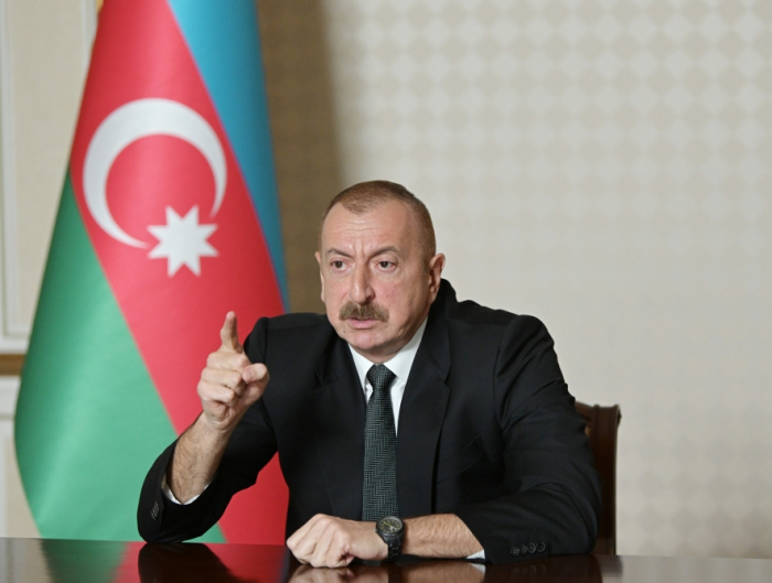 """""""Bəzi diplomatlar dövlətə xəyanət ediblər və bunu gizlətmirlər"""" -  Prezident"""