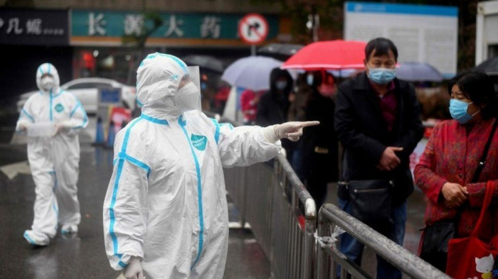 China demands proof of no coronavirus for all new flight arrivals