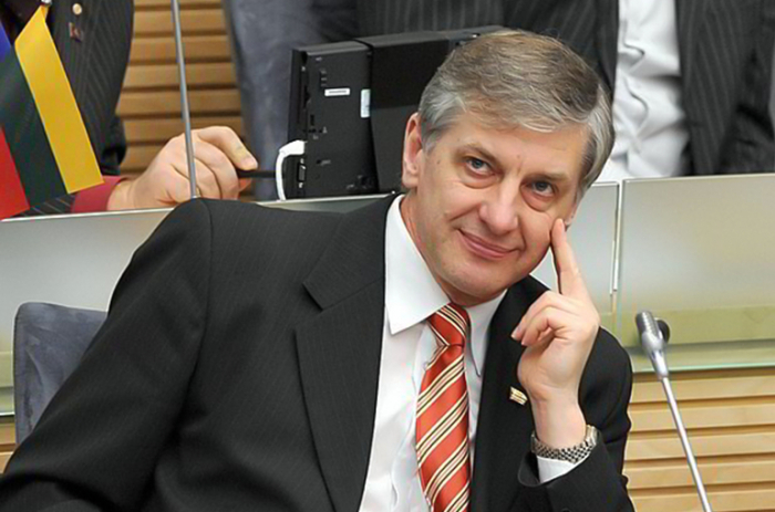 """I follow with concern the events on the Armenian-Azerbaijani border"" - Lithuanian MP"