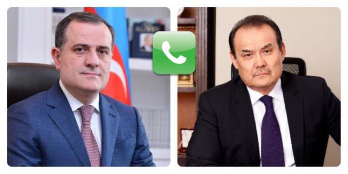 Azerbaijani FM briefs Turkic Council Sec-Gen on Armenian military provocation