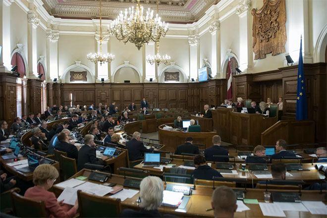 Deputies of Latvian Saeima condemn Armenia