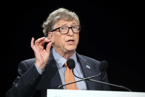 Bill Gates denies conspiracy theories he created virus outbreak