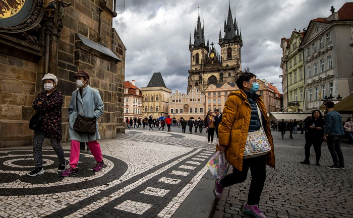 Czech Republic reports 15,081 coronavirus cases: health ministry data