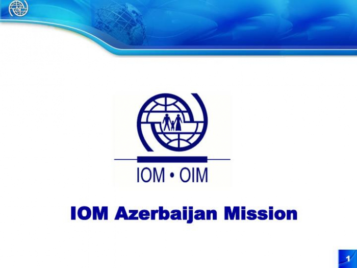 IOM Azerbaijan supports shelters with protective and hygiene products during COVID 19