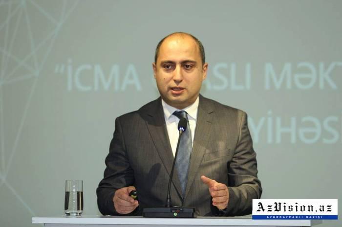 Azerbaijan names new education minister