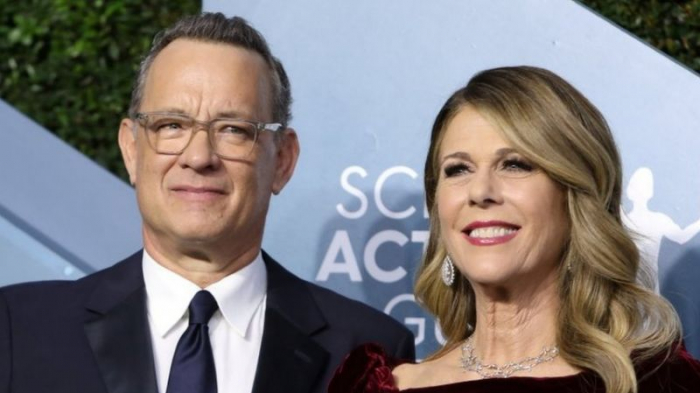Tom Hanks and Rita Wilson officially become Greek citizens