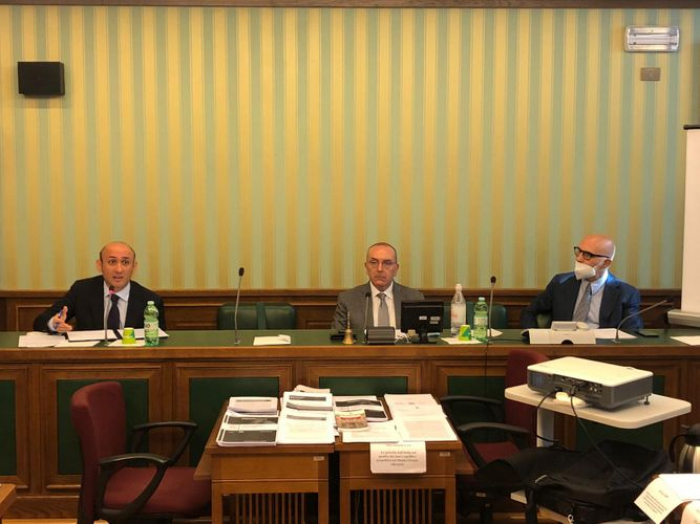 Italienischer Senat ernsthaft besorgt über die Ereignisse Armeniens gegen Aserbaidschan