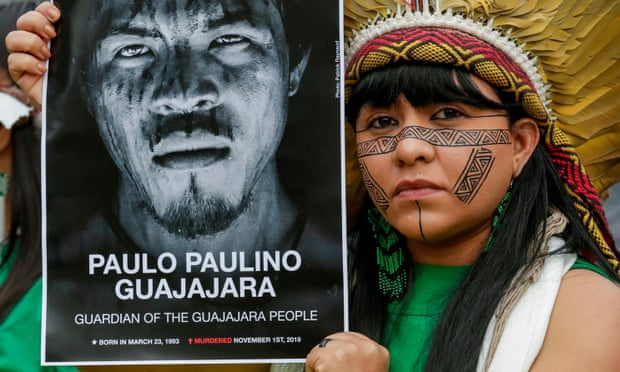 More than 200 land and environment activists killed in 2019