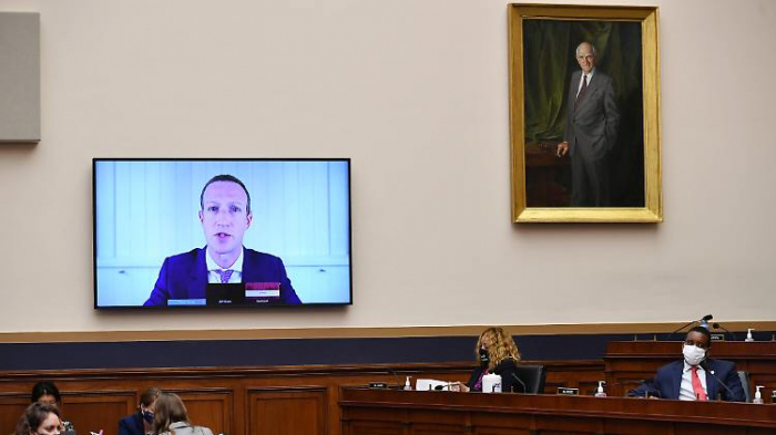"US-Kongress verhört ""Cyber-Barone"""