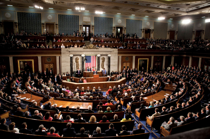 US House of Representatives orders staff to wear masks