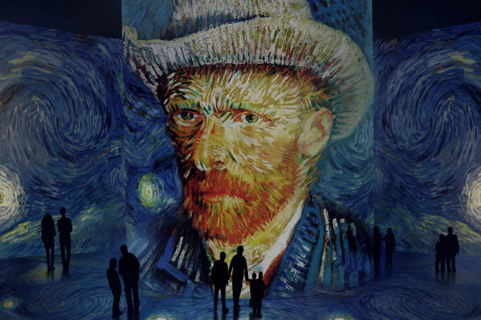 Van Gogh's last painting says a lot about hisfinal days -   PHOTOS