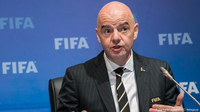 Criminal case initiated against FIFA president