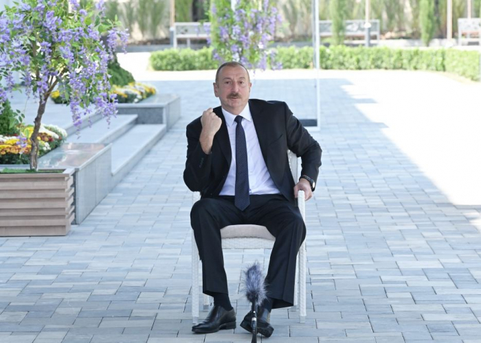 """We should never forget the Khojaly genocide"" - Ilham Aliyev"