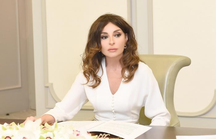 Mehriban Aliyeva felicita al pueblo de Azerbaiyán