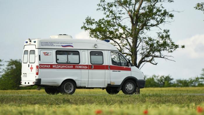 Al menos 8 muertos y varios heridos deja el choque de un minibús y un camión en Crimea
