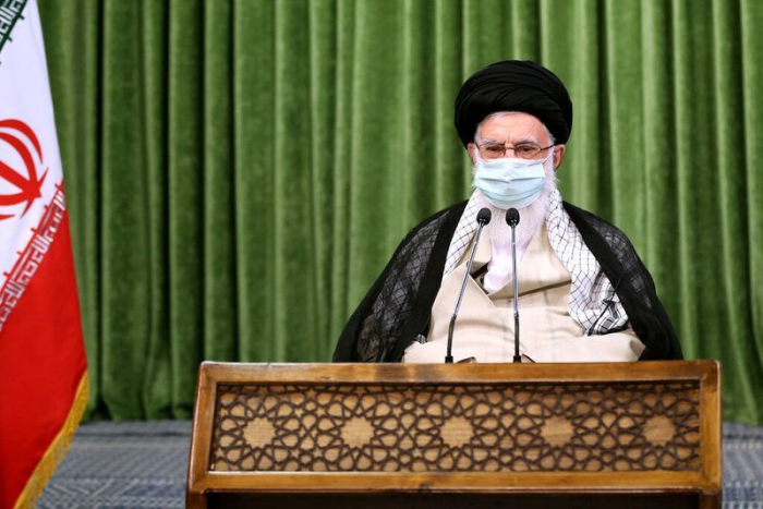 Iran rejects talks with U.S. over missile, nuclear programmes