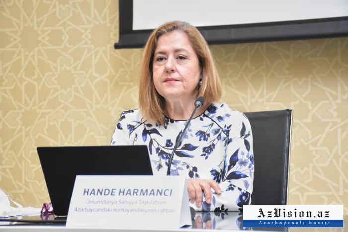 Azerbaijan madesignificant progress in suppressing COVID-19, says WHO representative