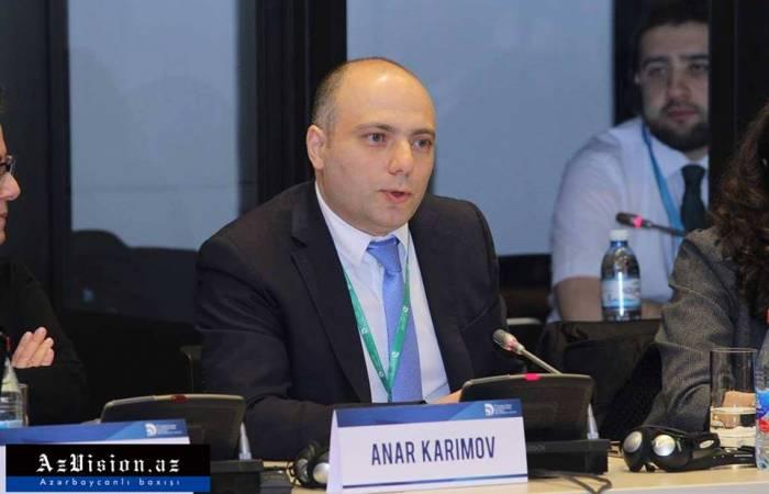 Anar Kərimov   -