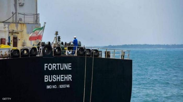 """""""أمر أميركي"""" بمصادرة شحنات نفط إيرانية متجهة لفنزويلا"""