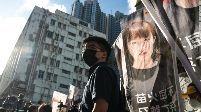Australia suspends extradition with Hong Kong