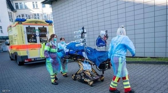 ألمانيا: ارتفاع عدد الإصابات المؤكدة بكورونا إلى 194725