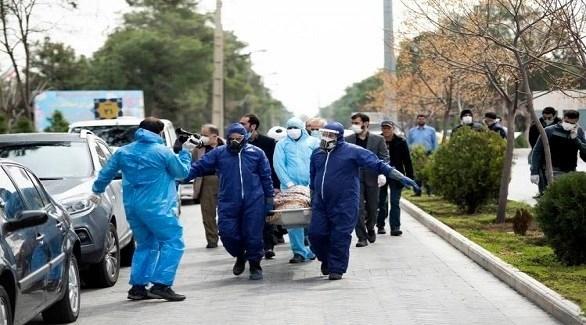 154 وفاة جديدة بكورونا في إيران