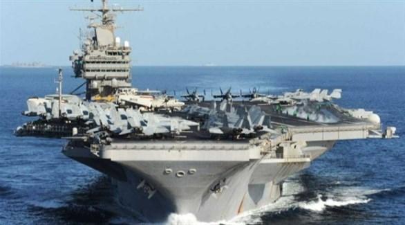 أمريكا ترسل حاملتي طائرات لبحر الصين الجنوبي