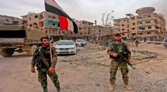 44 قتيلاً من داعش والجيش السوري في معارك البادية