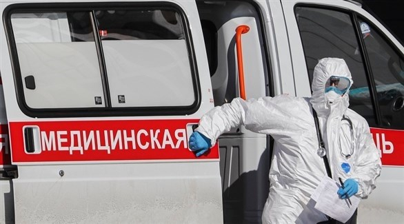 روسيا: وفيات كورونا تتجاوز 10 آلاف حالة