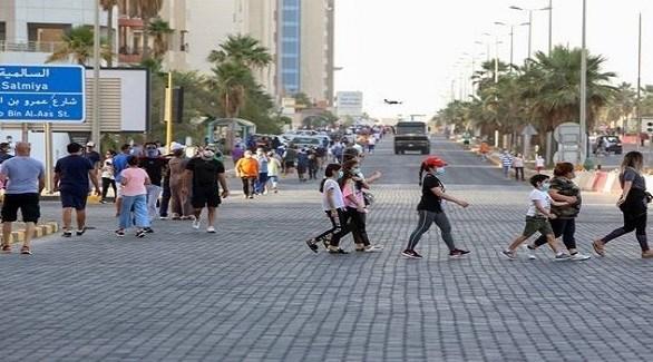 الإصابات بكورونا تتجاوز 50 ألفاً في الكويت