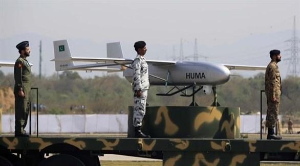 تحطم طائرة استطلاع باكستانية دون طيار في أفغانستان