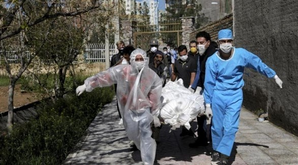 أكثر من 12 ألف وفاة بكورونا في إيران