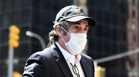 اعتقال محامي ترامب السابق مجدداً بعد إطلاق سراحه بسبب كورونا