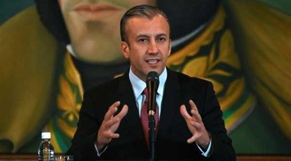 إصابة وزير النفط الفنزويلي بكورونا