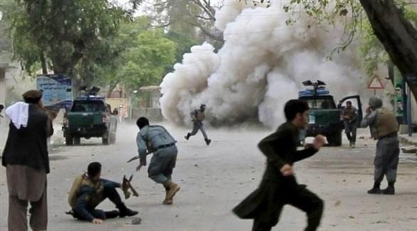 مقتل وإصابة 5 أطفال بانفجار قنبلة جنوب أفغانستان