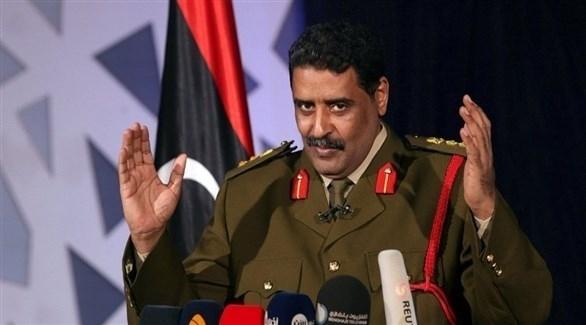 الجيش الليبي يضع شروطاً لإعادة فتح الموانئ النفطية