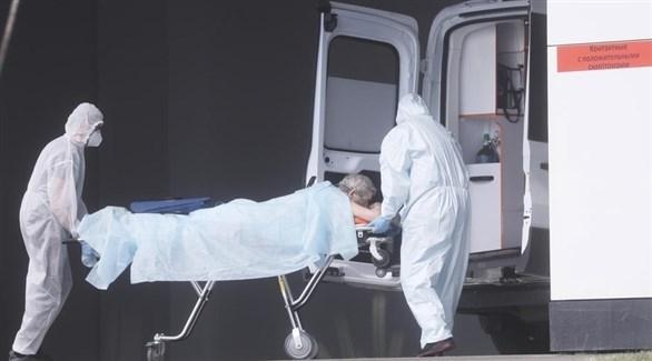 روسيا ترصد 6615 إصابة جديدة بكورونا و130 وفاة
