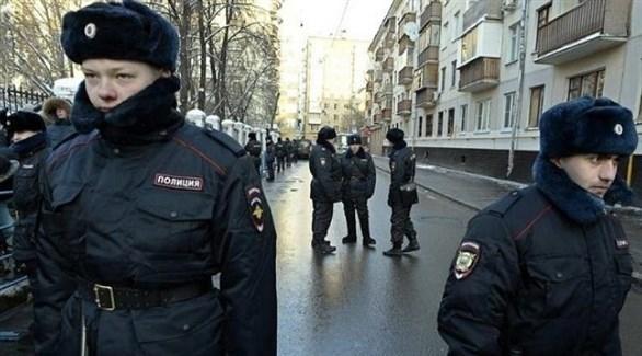 """اعتقال جندي بسبب """"الخيانة العظمى"""" في روسيا"""