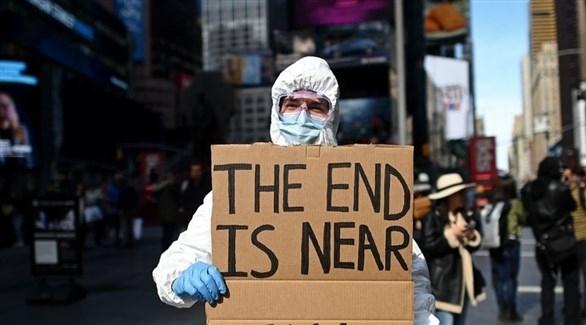 وفيات مروعة بكورونا وصدمة اقتصادية عالمية...