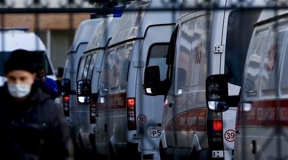 161 وفاة جديدة بكورونا في روسيا