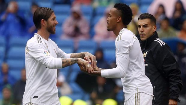 El plan del Madrid para que no se note la baja de Ramos