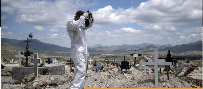 """وفيات """"كورونا"""" في المكسيك تتجاوز عتبة الـ30 ألفا"""