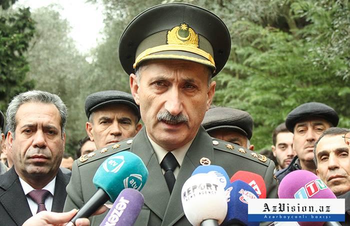 """""""Torpaqlarımızı güc yolu ilə azad etməli olacağıq"""" -  Polkovnik Ramaldanov"""