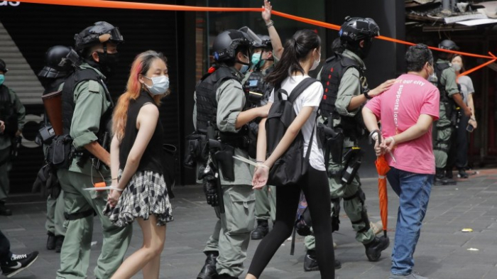 Grüne fordern Aussetzung des Auslieferungsabkommens mit Hongkong