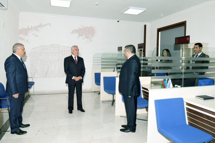 Vasif Talıbov banklarla bağlı tapşırıqlar verdi