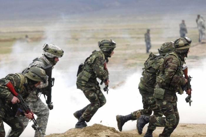 Ungefähr hundert armenische Truppen getötet