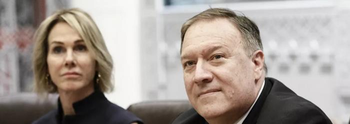 بومبيو: واشنطن تعتزم الحوار مع شركائها الأوروبيين لبحث التصدي للحزب الشيوعي الصيني