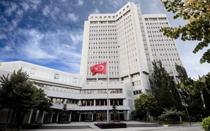 Türkiyə XİN:    Ermənistan hakimiyyəti ağlını başına yığmalıdır