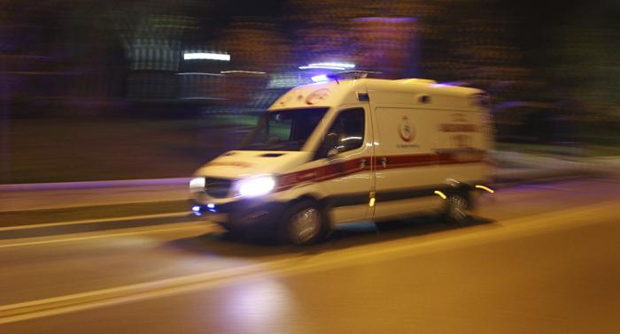 Türkiyədə güclü partlayış:  2 ölü, 73 yaralı var